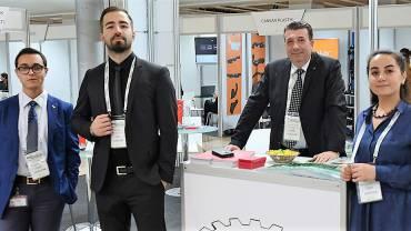 HOSAB Otomotiv Ur Ge Projesi 8 Firma İle Automotive Meetings 2019`da Yer Aldı