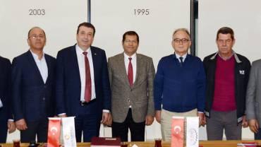Kayapa OSB ile İşbirliği Protokolü İmzalandı
