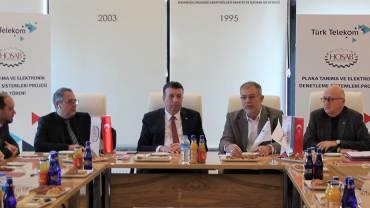 Türk Telekom iş birliği ile HOSAB daha güvenli olacak